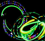 X.LED Premier Rave Gloves - Assorted 10-Light Set
