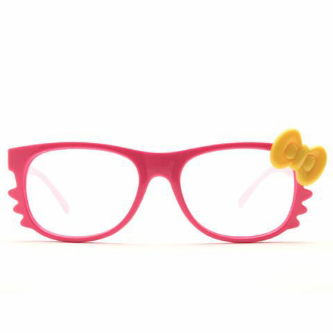 Sassy Kitty Diffraction Glasses - colors
