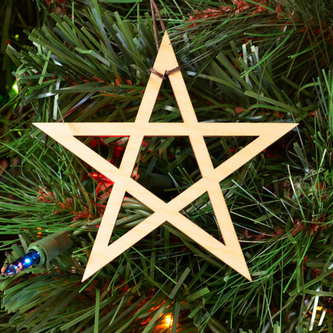 Pentagram Ornament