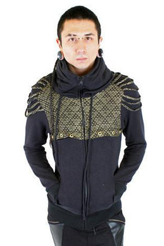 Pyramid string jacket - mens