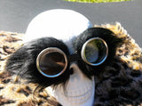 burning man style playa wear goggles for black rock city
