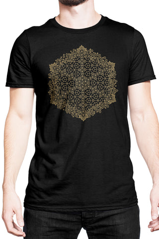 Gold Isohmetric T-shirt