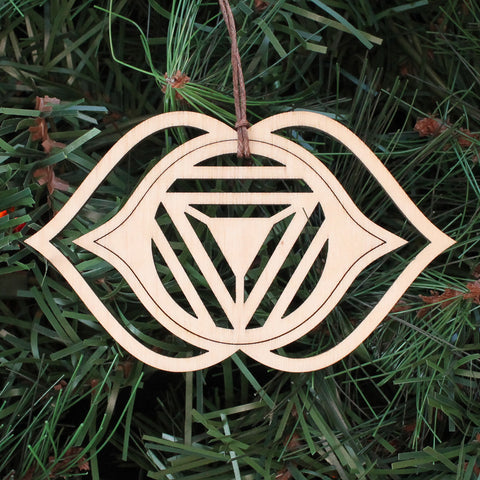 Third Eye Chakra Ornament