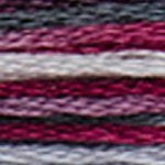 Cotone Moulinè Multicolore Coloris DMC - Coloris Floss art 517