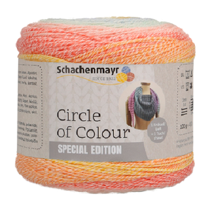 Cotone Circle of Colour - Special Edition Schachenmayr 100g