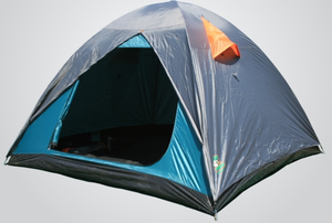 Caprivi 2 High Quality Dome Tent for hiking or nomadic camping.