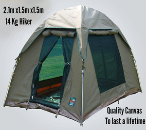 High Quality Light Weight Canvas Tent