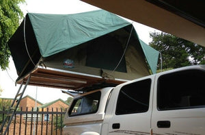 Quality Canvas Rooftop Tent.