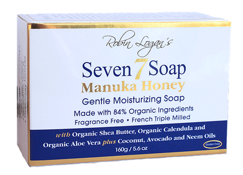 7 Soap- Manuka Honey Bar Soap