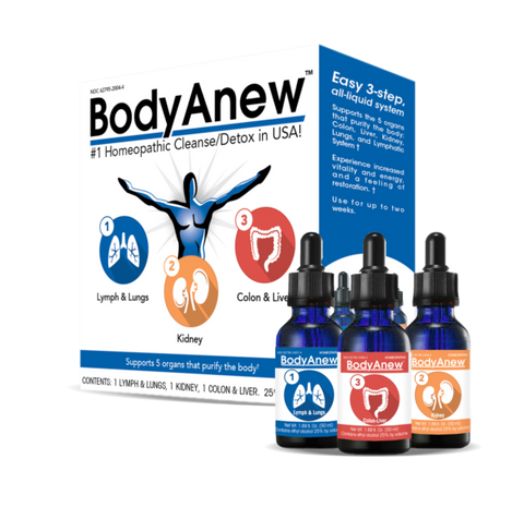Body Anew Cleanse Kit