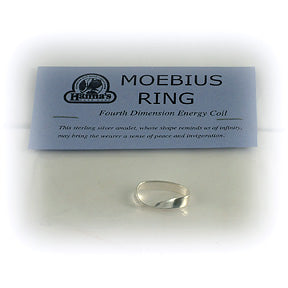 Fourth Dimension Energy Coil (Moebius Ring)