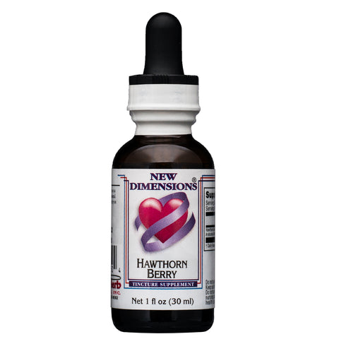 Hawthorn Berry Tincture, New Dimensions®
