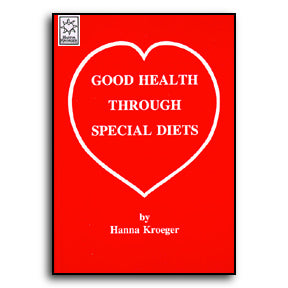 Good Health Through Special Diets
