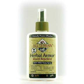 Insect Repellent Spray, Herbal Armor