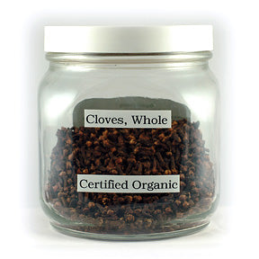 Cloves Whole, Cert. Organic