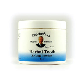 Tooth Powder, Herbal