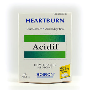 Acidil, Heartburn, Homeopathic