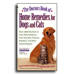 Doctor's Book of Home Remedies for Dogs and Cats