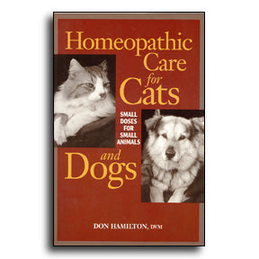 Homeopathic Care for Cats and Dogs