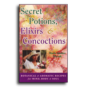 Secret Potions, Elixirs & Concoctions