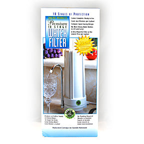 Water Filter, 10 Stage Countertop