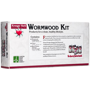 Wormwood Kit (Formerly Para Cleanse Kit)