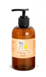 Cinnamon Oral Pulling Oil