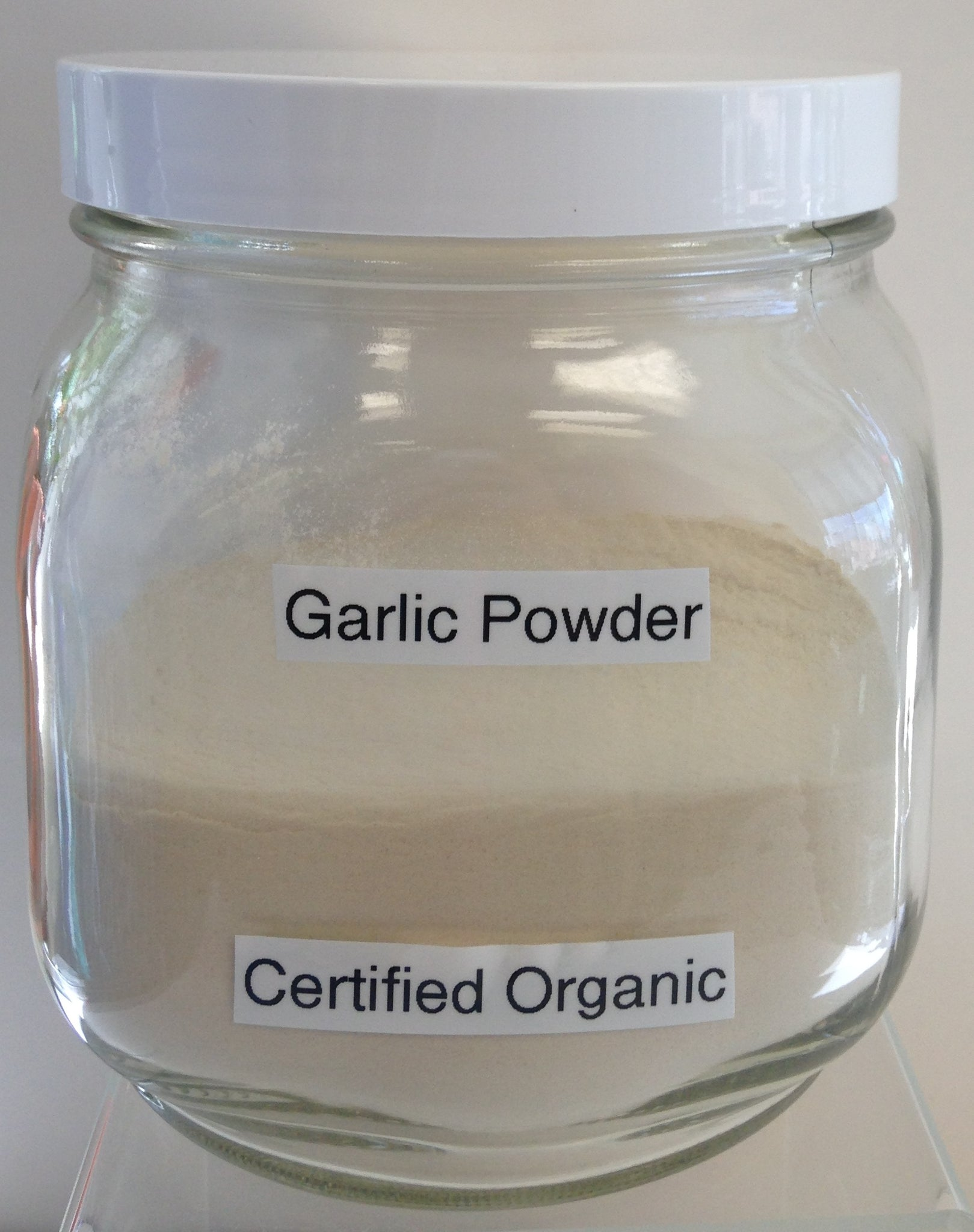 Garlic Powder Cert. Organic