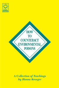 How to Counteract Environmental Poisons Ebook
