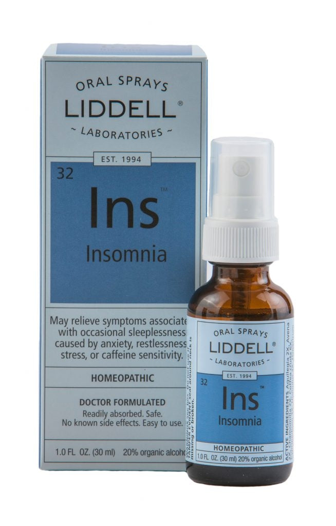 Ins Insomnia Homeopathic