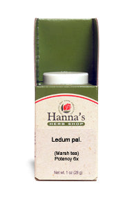 Ledum pal. (Marsh tea), Vibropathic®, Special Order Only