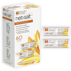 Neti Salt plus 60 sachets