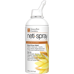 Neti Spray - Isotonic Saline Spray
