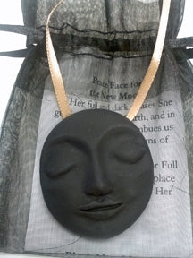 New Moon Peace Face (Large)