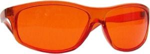 Colour Energy Therapy Glasses- Orange