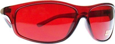 Colour Energy Therapy Glasses- Red