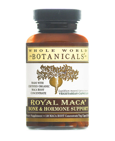 Royal Maca Bone & Hormone Support on sale!