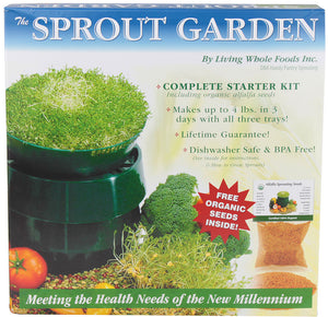 Sprout Garden Kit