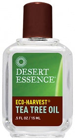 Tea Tree Oil, Eco- Harvest .5oz