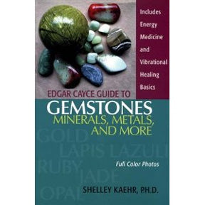 Edgar Cayce Guide To Gemstones