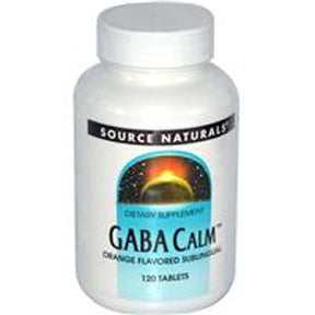 Gaba Calm™, Orange Flavored Sublingual