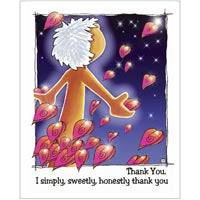 Greeting Card- Thank You