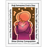 Greeting Card- Compassion