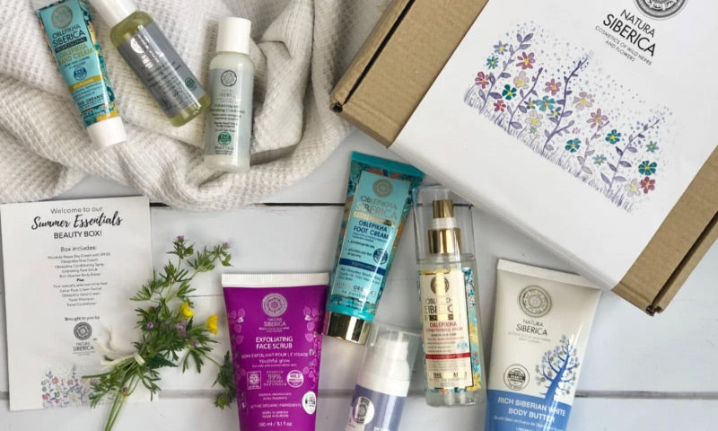 We've just launched our Summer Essentials Beauty Box!