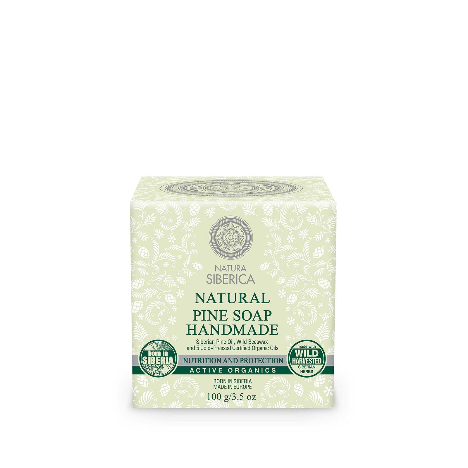 Handmade Natural Pine Soap, 100g