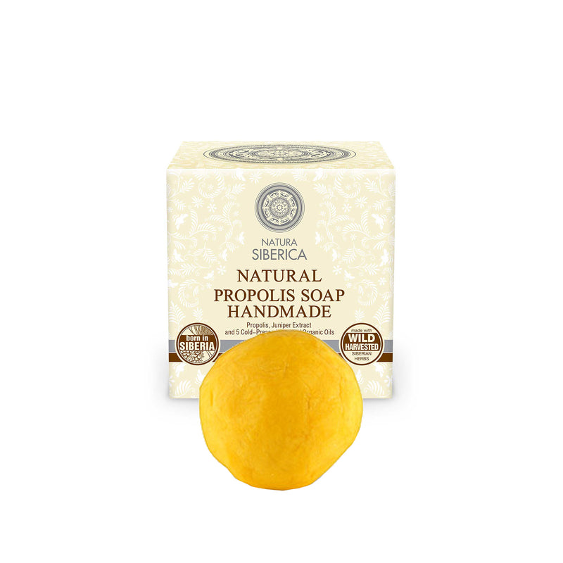 Handmade Natural Propolis Soap, 100 g