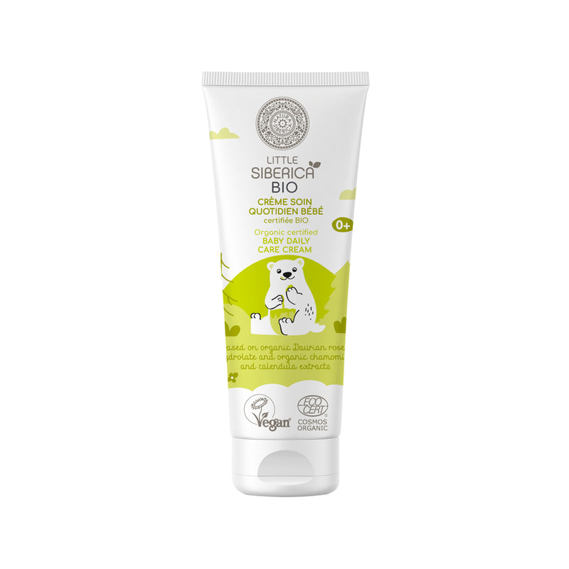 Baby daily care cream, 75 ml