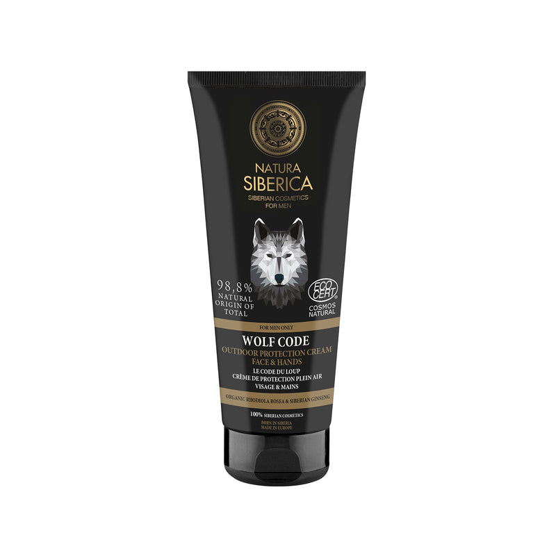 Outdoor Protection Face & Hand Cream Wolf Code, 80 ml