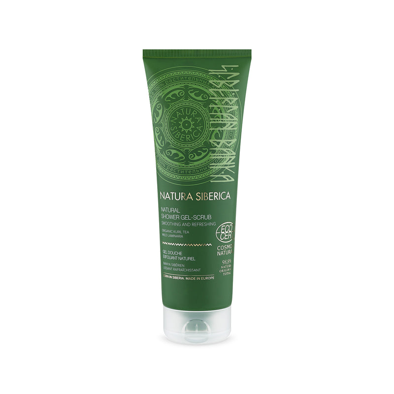 Banya Shower Gel-Scrub, 200 ml