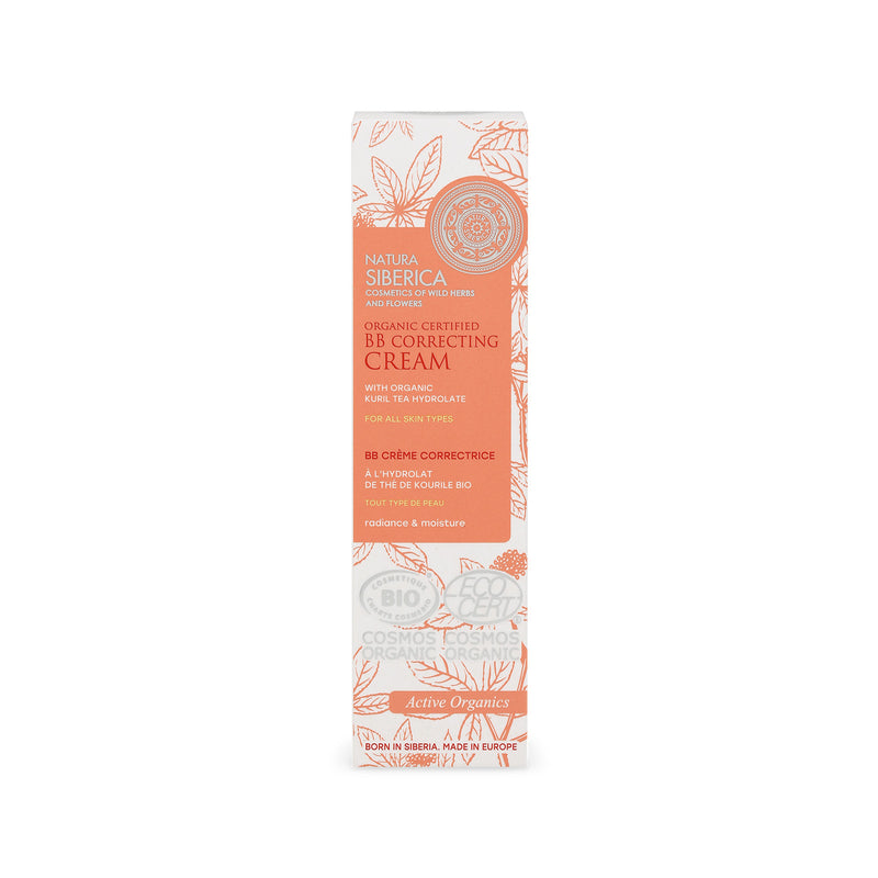 BB Correcting Cream for all skin types, 30 ml